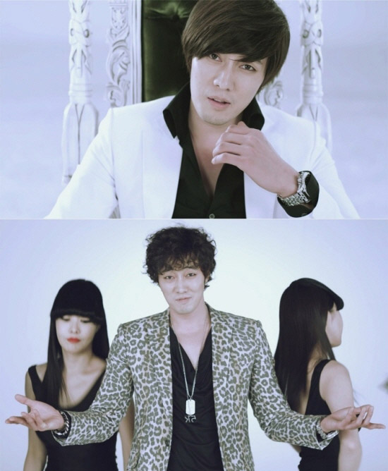 "so ji sub ""pick up line"" music video « hyun jae is kai"