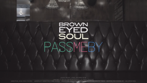 Brown Eyed Soul - Pass Me By