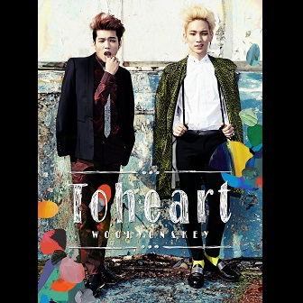 Toheart (WooHyun Infinite & Key SHINee) - Delicious