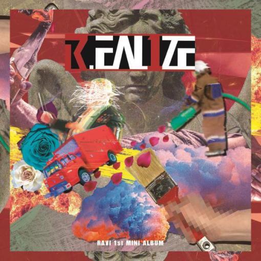 Ravi VIXX feat. San E - Bomb