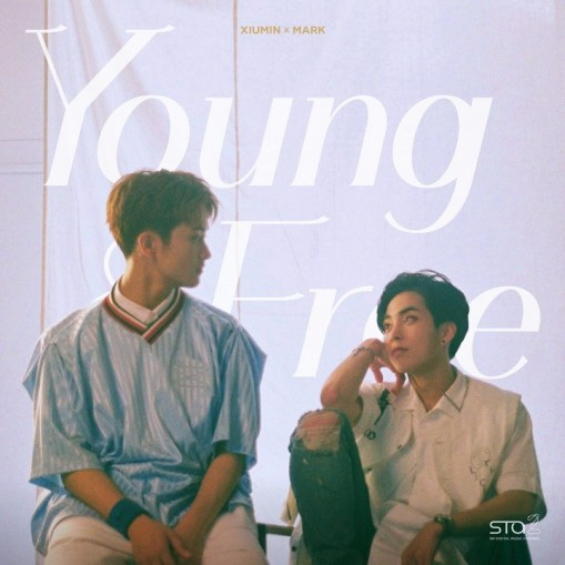 Mark NCT 127 And Xiumin EXO - Young & Free