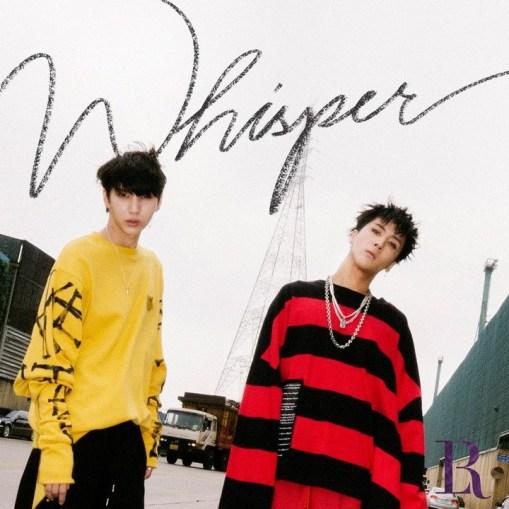 VIXX LR - Whisper