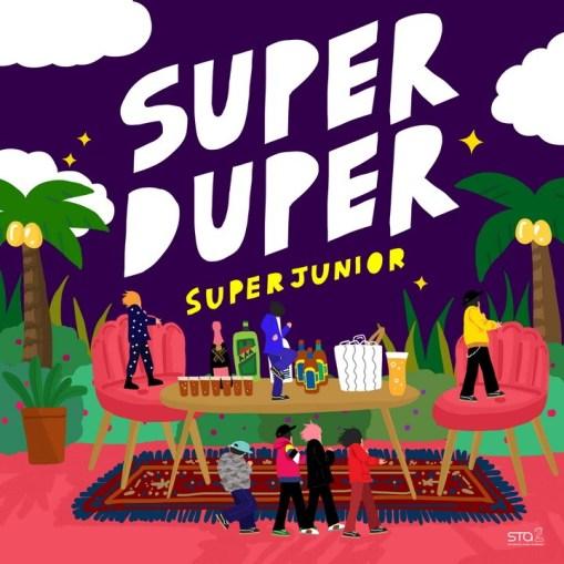 Super Junior - Super Duper