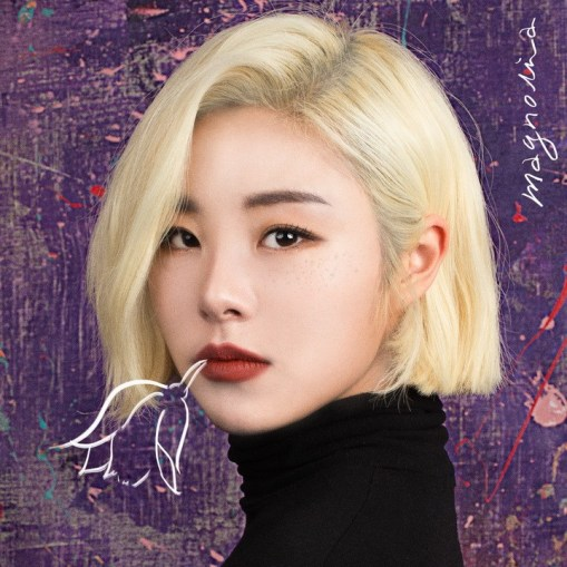 Whee in MAMAMOO feat. Sik-K - Easy