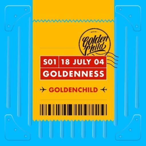 Golden Child - Let Me